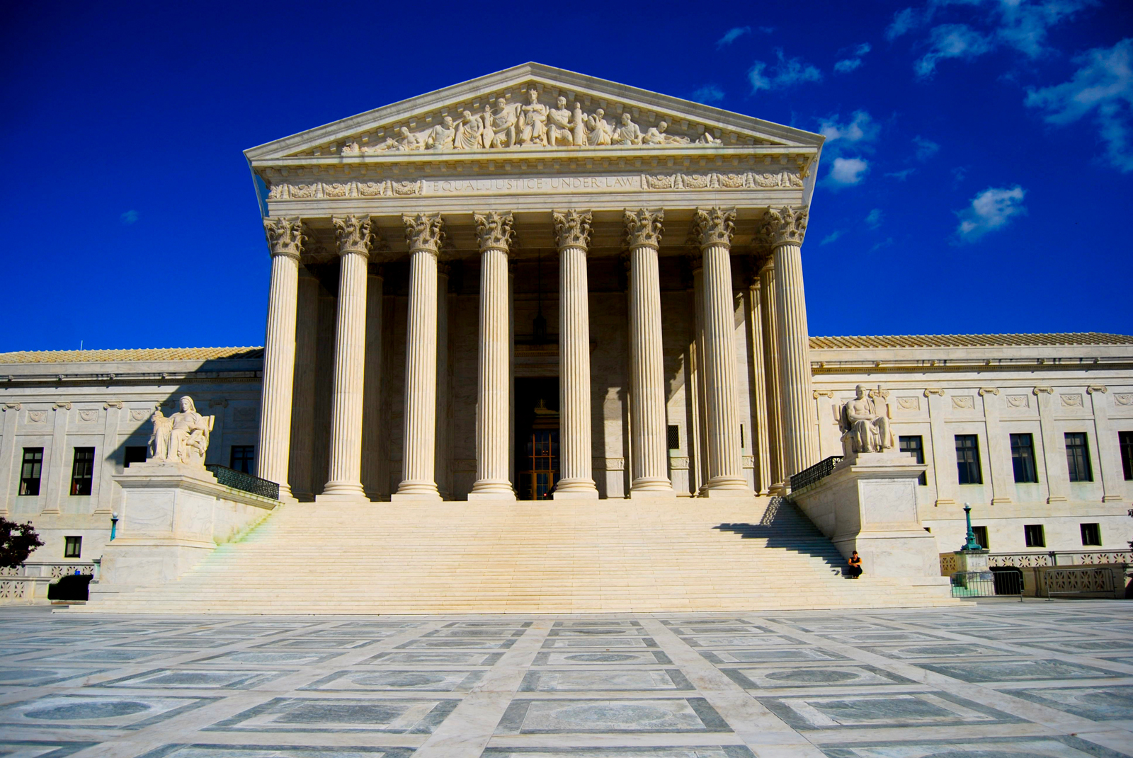 The Supreme Court of the United States (Photo Credit: David Ortez)